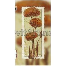 FV-031(29*60) ХОЛСТ. Сухие цветы. Схема для вышивки бисером. Свит Арт