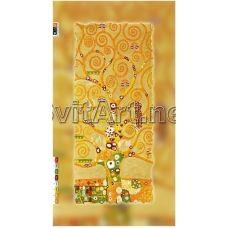 FV-040(29*60) ХОЛСТ. Дерево. Схема для вышивки бисером. Свит Арт