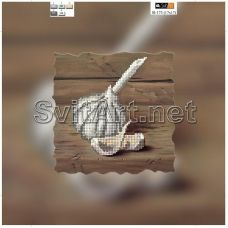 SI-173(21*21) ХОЛСТ. Чеснок. Схема для вышивки бисером СвитАрт
