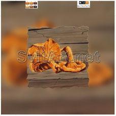 SI-174(21*21) ХОЛСТ. Гриб. Схема для вышивки бисером СвитАрт