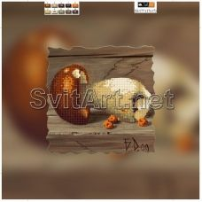 SI-177(21*21) ХОЛСТ. Гриб. Схема для вышивки бисером СвитАрт