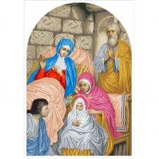 І-РБ (набор) Рождество Богородицы. Набор для вышивки бисером БС Солес