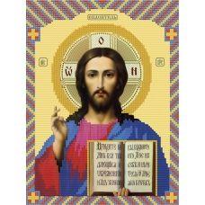 12a Иисус. Схема для вышивки бисером СвитАрт