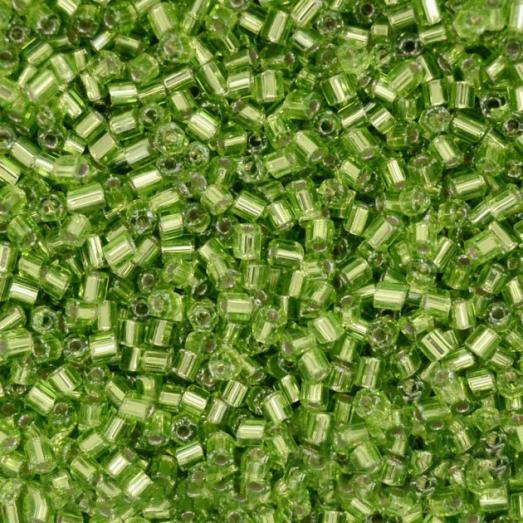 57220 Рубка Preciosa зеленая блестящая