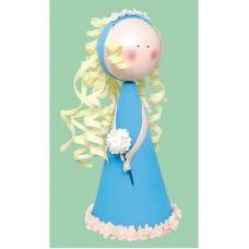 К-001 Марина. Наборы для изготовления кукол. ТМ Чаривна Мить