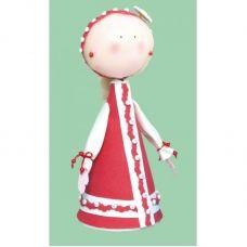 К-003 Аленка. Набор для изготовления куклы ТМ Чаривна Мить