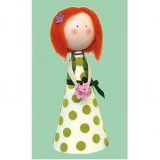 К-006 Полина. Набор для изготовления куклы ТМ Чаривна Мить
