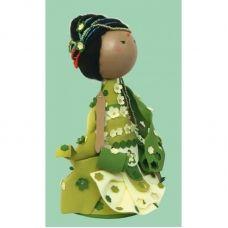 К-008 Деви-Даси. Набор для изготовления куклы ТМ Чаривна Мить