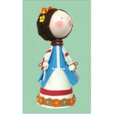 К-014 Галя. Набор для изготовления куклы ТМ Чаривна Мить