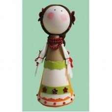 К-015 Оксана. Набор для изготовления куклы ТМ Чаривна Мить