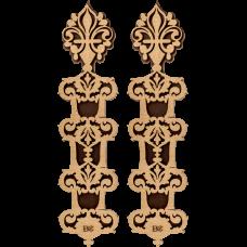FLC-096(S) Катушки для ниток Волшебная Страна