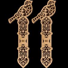 FLC-097(S) Катушки для ниток Волшебная Страна