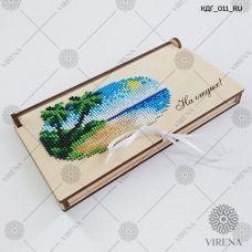 КДГ_011_RU Коробочка-конверт  под вышивку ТМ Virena