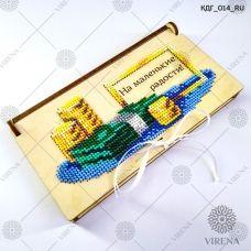 КДГ_014_RU Коробочка-конверт На маленькие радости под вышивку ТМ Virena