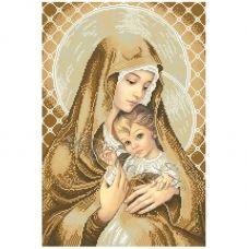МДП (набор) Мадонна с ребенком (покорность). БС Солес