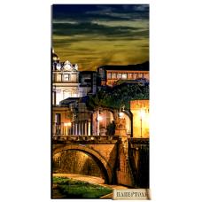МРТ0004 Вечер в Риме часть 4. Техника Папертоль