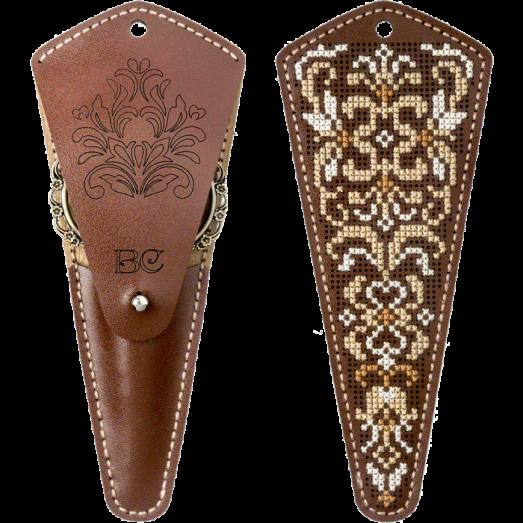 FLTL-006 Набор для создания чехла для ножниц Волшебная страна