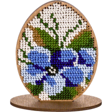 FLK-274 Набор для вышивания бисером по дереву Волшебная Страна
