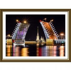ДК1105 Санкт-Петербург. Набор для вышивки бисером Нова Слобода