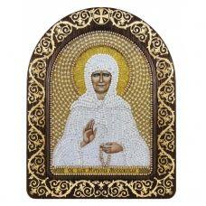 СН5008 Св. Блж. Матрона Московская. Набор для вышивки бисером Нова Слобода