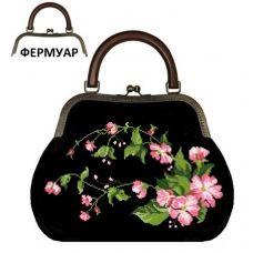 СФЧ-07 Комплект для пошива сумки, черный. ТМ Берегиня