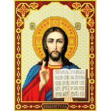 R-01 a Иисус. Схема для вышивки бисером СвитАрт