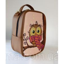М1С4 (цвет) Сумка-рюкзак для вышивки бисером. ТМ ЮМА