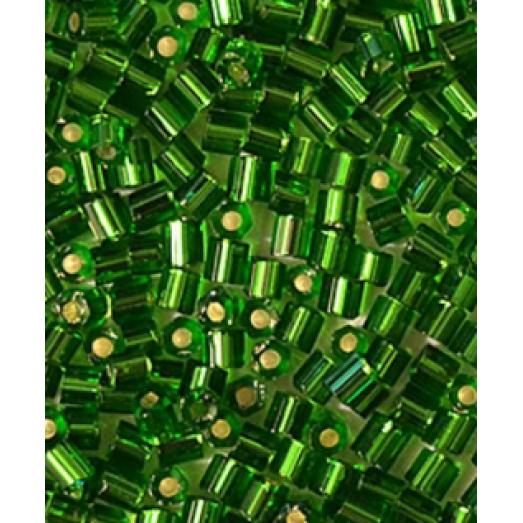 57120 Рубка Preciosa зеленая, серебряная серединка