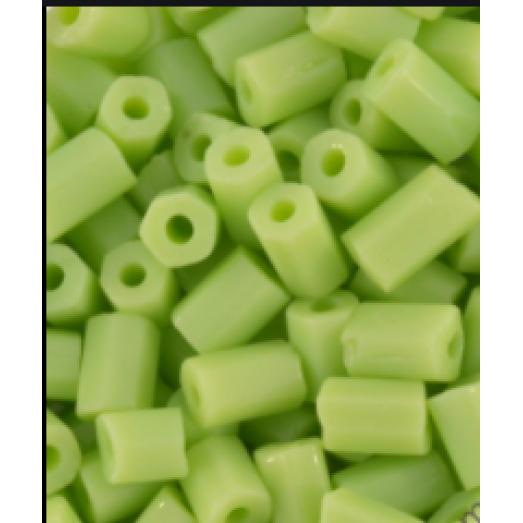 53410 Рубка Preciosa Непрозрачная натуральная светло-салатовая