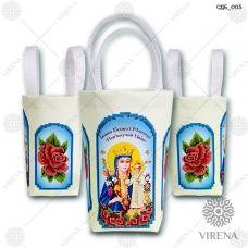 СДБ_003 Пошитая сумочка для банки (укр). ТМ Вирена