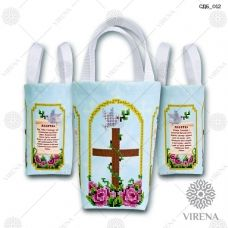 СДБ_012 Пошитая сумочка для банки (укр). ТМ Вирена