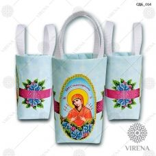 СДБ_014 Пошитая сумочка для банки (укр). ТМ Вирена