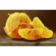 SI-181a(А5) Апельсин. Схема для вышивки бисером СвитАрт