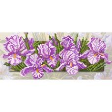 SI-318(11*26) Орхидея. Схема для вышивки бисером СвитАрт