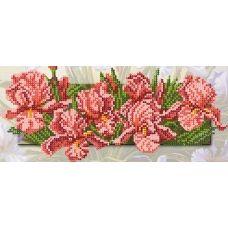 SI-318a Орхидея. Схема для вышивки бисером СвитАрт