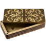 FLZB(N)-007 Шкатулка для рукоделия из фанеры Волшебная Страна