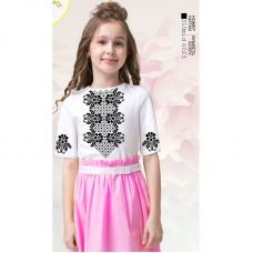 Sor108 Заготовка сорочки для девочки БисерАрт