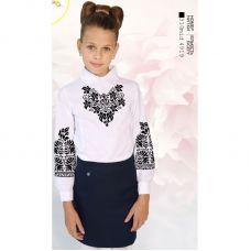 Sor112 Заготовка сорочки для девочки БисерАрт