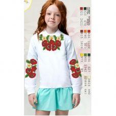 Sor20 Заготовка сорочки для девочки БисерАрт