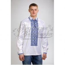 СЧ-012 Бисерная заготовка мужская сорочка. Барвиста Вишиванка