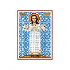 А6-И-106 Святая мученица Любовь. Схема для вышивки бисером ТМ Acorns