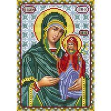 А5-И-050 Святая праведная Анна. Схема для вышивки бисером ТМ Acorns