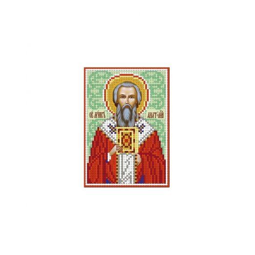 А6-И-011 Святой мученик Анатолий. Схема для вышивки бисером ТМ Acorns