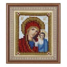 Т-0796 Образ Пресвятой Богородицы Казанская. Схема для вышивки бисером. ТМ ВДВ