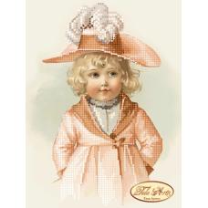 ТМ-002 Малышка Эльза. Схема для вышивки бисером Тела Артис