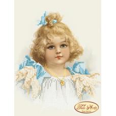 ТМ-004 Кудряшка Сью. Схема для вышивки бисером Тела Артис