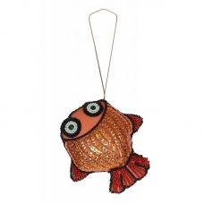 ТН-0727 Рыбка. Набор для вышивки бисером ТМ ВДВ