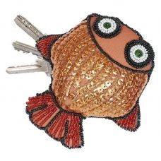ТН-0730 Рыбка. Набор для вышивки бисером ТМ ВДВ