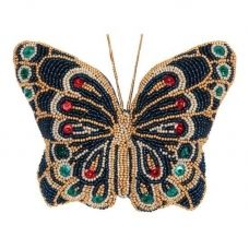 ТН-0735 Бабочка. Набор для вышивки бисером ТМ ВДВ