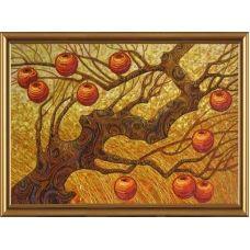 ДК1008 Осенний сад. Набор для вышивки бисером Нова Слобода